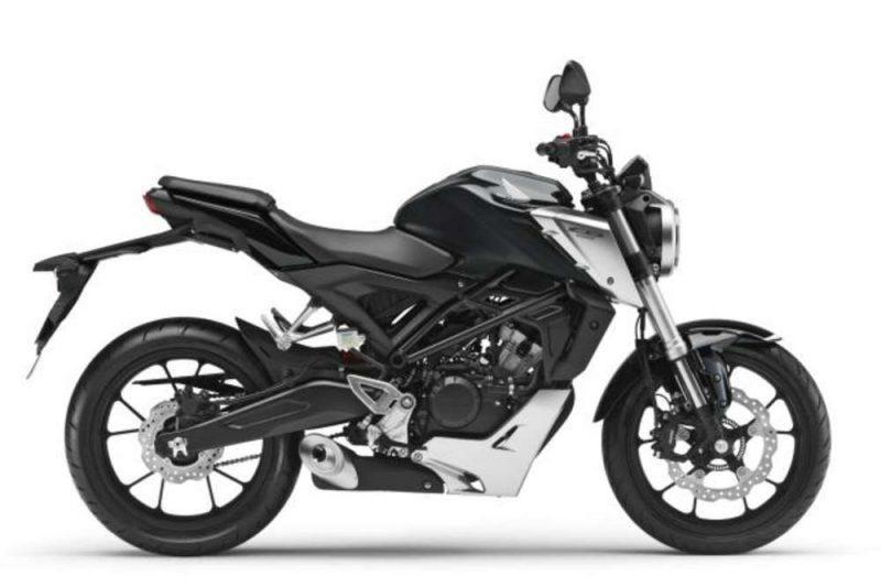 Honda CB 125R