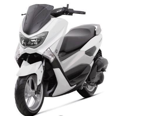 Yamaha NMax 160