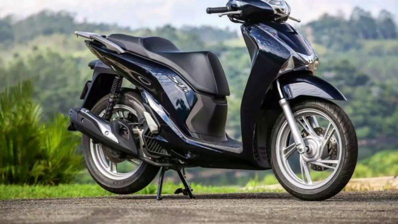 Honda SH 150i 2018